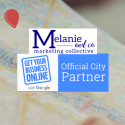 melanie diehl google my business official city partner
