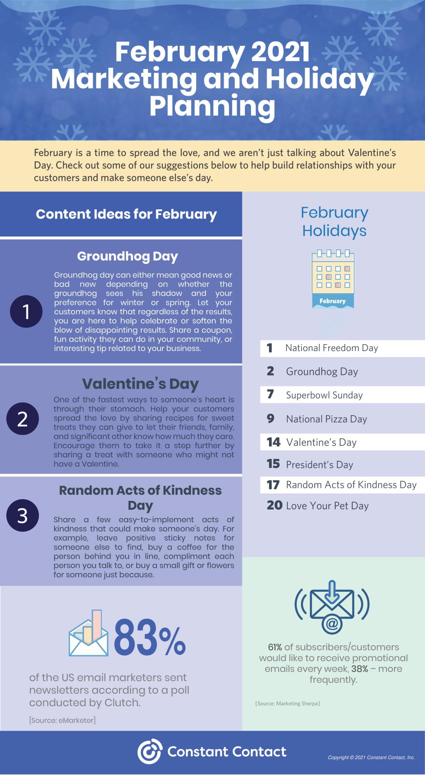 Feb 2021 Content Planner