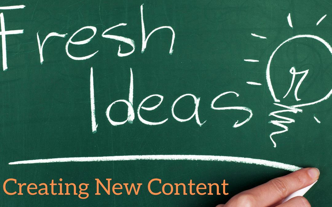 Content Topic Generation