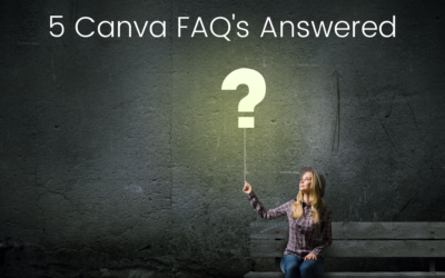 5 Canva Questions Answered